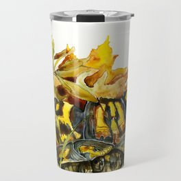 Eastern Box Turtle Travel Mug