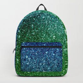 Ombre glitter #7 Backpack