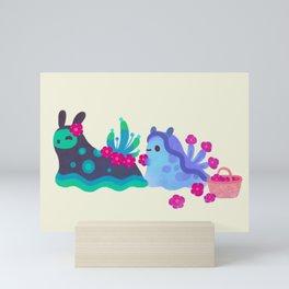 Dress up Mini Art Print