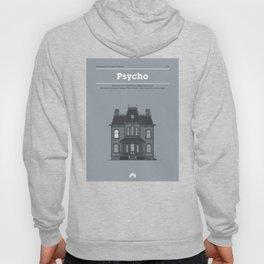 Horror Film Houses 01 Hoody
