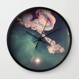 bath bomb Wall Clock
