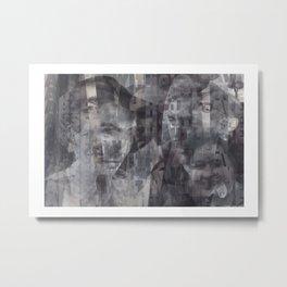 AWOL 03b Metal Print