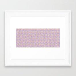 Martian Minerals Framed Art Print