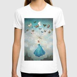 Leaving Wonderland T-shirt