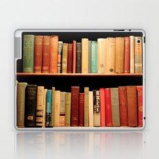 Bookshelf Laptop & iPad Skin