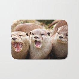 Otter Sequence Bath Mat