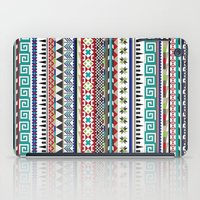 sweater iPad Cases featuring Christmas Sweater by Kelsey Bruxvoort