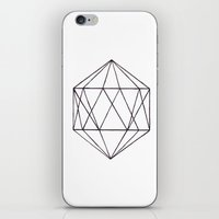 prism iPhone & iPod Skins featuring Prism by Bridget Davidson