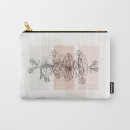Life is a beautiful mess Carry-All Pouch