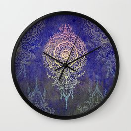 Spirit Of The Land Wall Clock