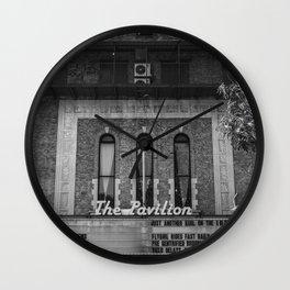 Old Brooklyn Cinema Wall Clock