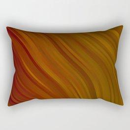 stripes wave pattern 1 eepi Rectangular Pillow