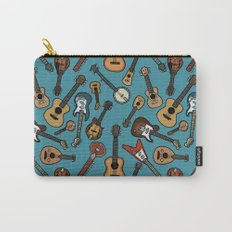 Guitars Carry-All Pouch