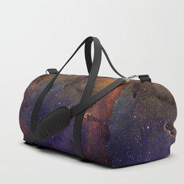 Elephant's Trunk Nebula Duffle Bag