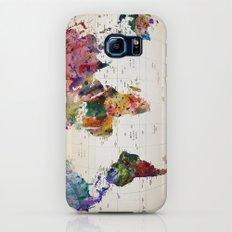 map Slim Case Galaxy S8