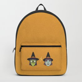Good Witch VS Bad Witch Backpack