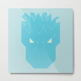 Iceman Metal Print