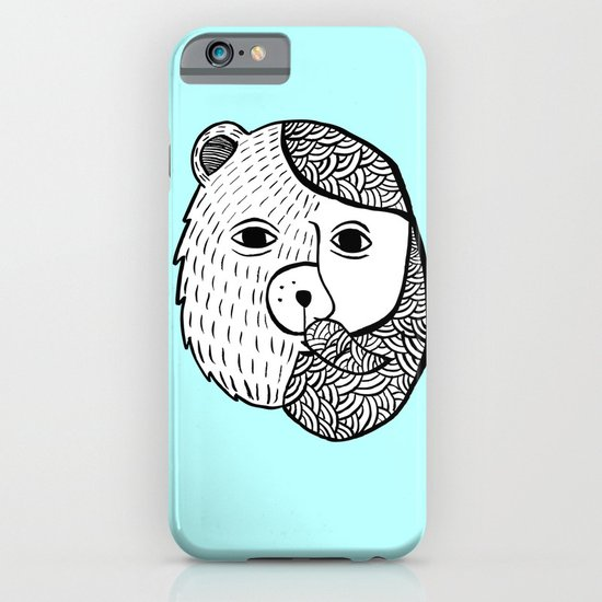 Werebear iPhone & iPod Case