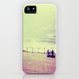 Santa Monica Boardwalk iPhone Case