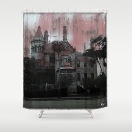 History Shower Curtain