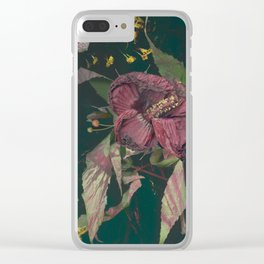 Symbiotic Relationship of Life Clear iPhone Case