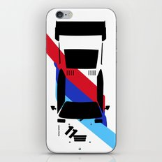 M1  iPhone & iPod Skin