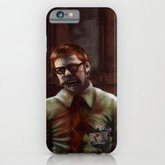 Zombie Teacher iPhone 6s Slim Case