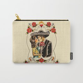 Mexican Couple Carry-All Pouch