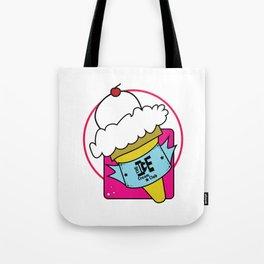 The Ice Cream Club Tote Bag