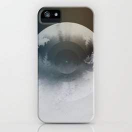 Forest lullaby iPhone Case