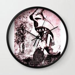 espiazione Wall Clock