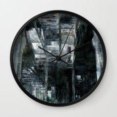 Factory 4 Wall Clock