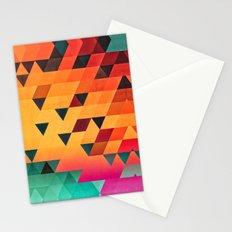 synsyt stryp Stationery Cards