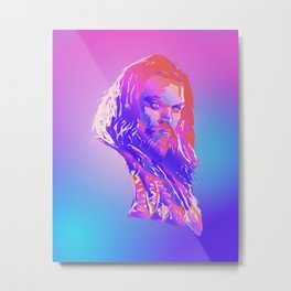 Aquaman, Justice League Metal Print