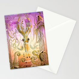 New Sucker on the Circuit Stationery Cards