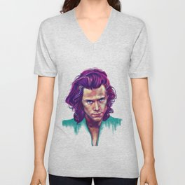 harry in colors Unisex V-Neck