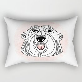 I don't care. Rectangular Pillow