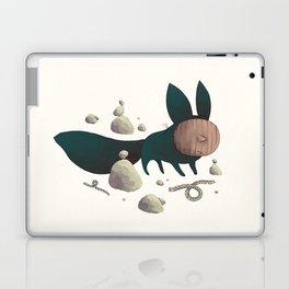 Le fennec masqué Laptop & iPad Skin