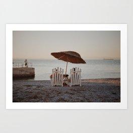 Summer Bliss Art Print