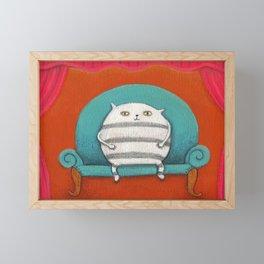 Mr. Big Framed Mini Art Print