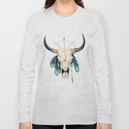 The Dreamcatcher Long Sleeve T-shirt