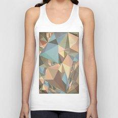 Renaissance Triangle Pyramids Unisex Tank Top