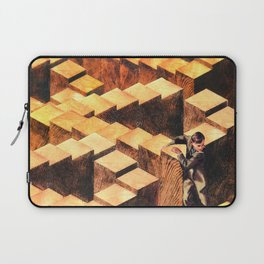 more bigger cities Laptop Sleeve