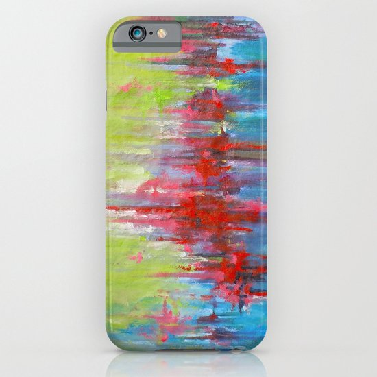 A Day At The Beach/Sonia Dada iPhone & iPod Case