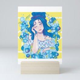 Blueberry Mini Art Print
