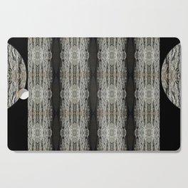 Oak Tree Bark Vertical Pattern by Debra Cortese Designs Cutting Board
