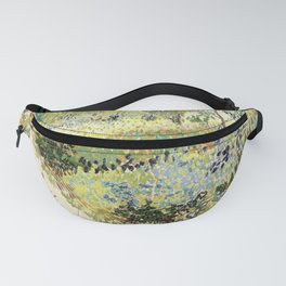 Vincent Van Gogh : Garden at Arles Fanny Pack