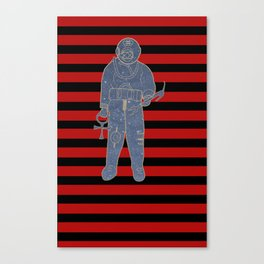 Ancient Astronauts the gods from planet x Canvas Print