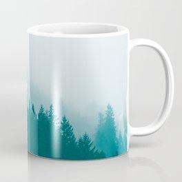 Green Mountain Fog Coffee Mug