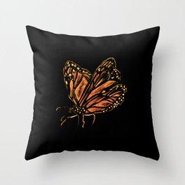 Mariposa 01 Throw Pillow